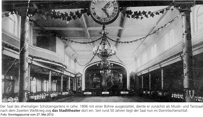 Bürgerhaus Lehe