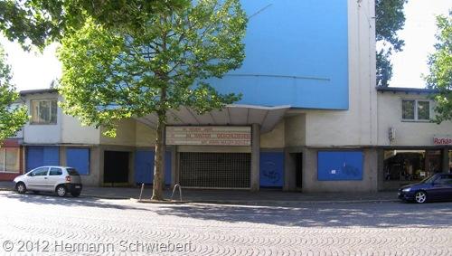 Aladin Kino in Bremerhaven