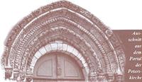 Portal der Peterskirche in Görlitz