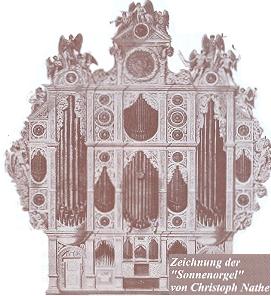 Orgel in der Peterskirche