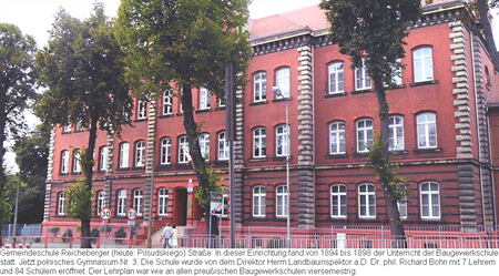 ehemalige Baugewerkschule Görlitz