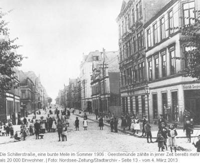 Geestemünder Schillerstraße