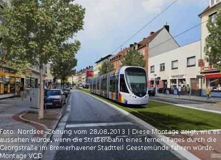 Straßenbahn Bremerhaven