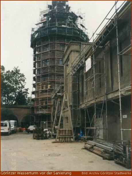 Görlitzer Wasserturm