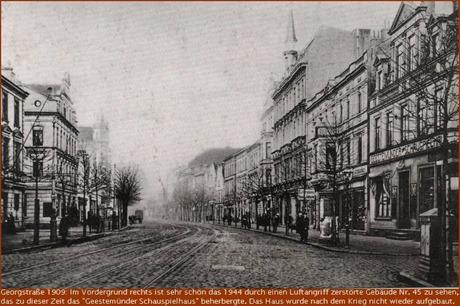 1909 | Georgstraße 45