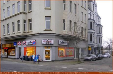 ehemaligen Kaiserstraße