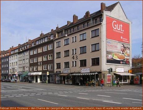 2014 Georgstraße in Geestemuende