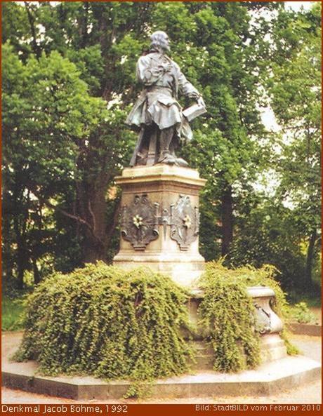 Denkmal Jacob Böhme