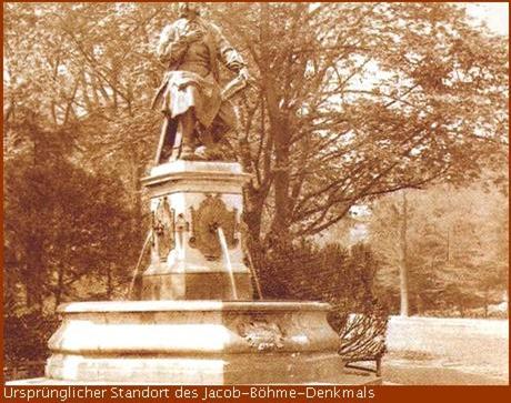 Jacob-Böhme-Denkmal