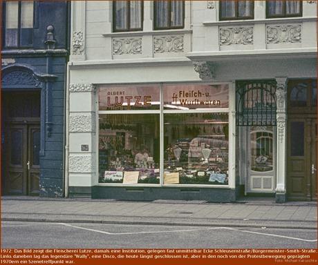 1972 | Fleischerei Lutze, Alte Bürger, Bremerhaven