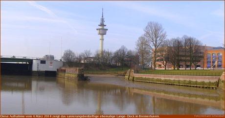Lange-Dock