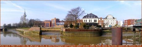 Lange-Dock und Wencke-Dock