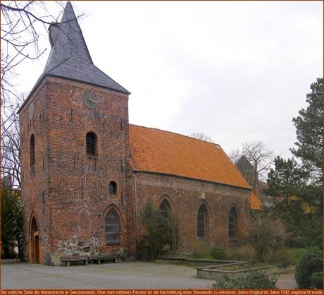 Marienkirche Geestemuende