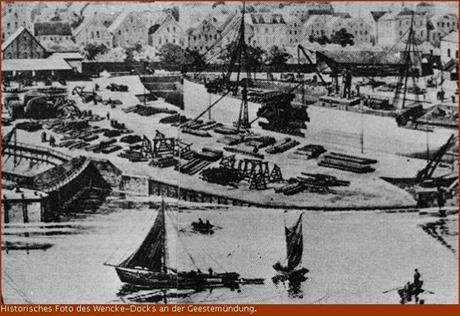 Wencke-Dock