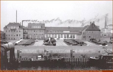 Tonnenhof Bremerhaven