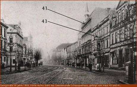 Georgstraße 41 und 43