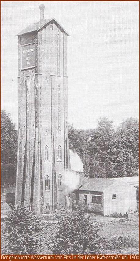 1900 Eits'sche Wasserturm