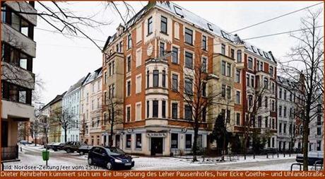 Goethestraße Ecke Uhlandstraße