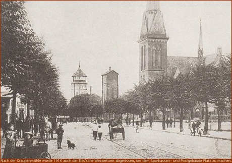 Um 1900 Hafenstraße