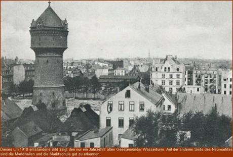 1910 - Wasserturm Geestemünde