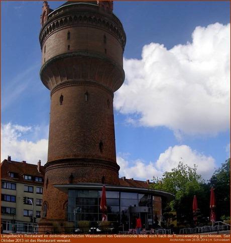 Wasserturm in Geestemünde