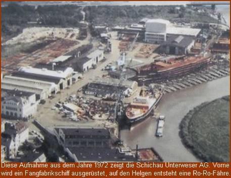 1972 Schichau-Werft