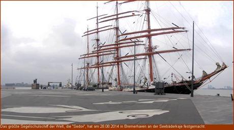 "Segelschulschiff ""Sedov"""