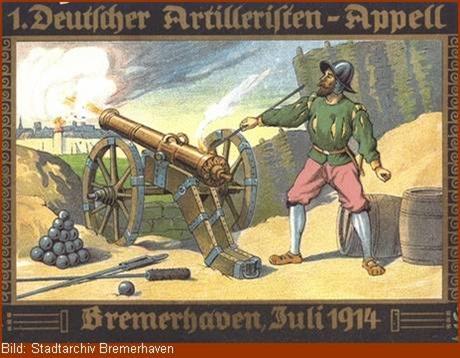 Artilleristen