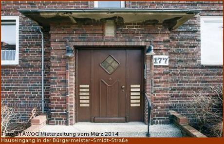 Hauseingang Bürgermeister-Smidt-Strasse 177
