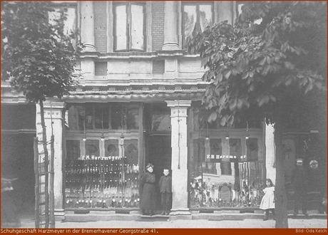 1904 Georgstraße 41 in Geestemünde