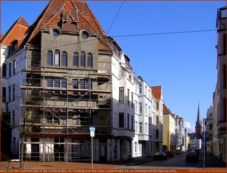 Quartier Goethestraße | Lutherstraße 24