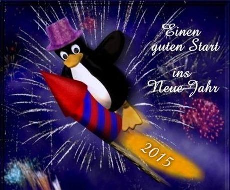 Der DeichSPIEGEL wünscht allen Lesern ein frohes neues Jahr 2015 –