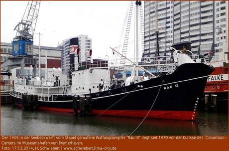 """Walfangschiff """"Rau IX"""""""
