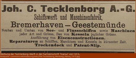 Tecklenborg Werbung