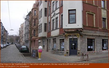 Eiscafé Goethestraße Bremerhaven