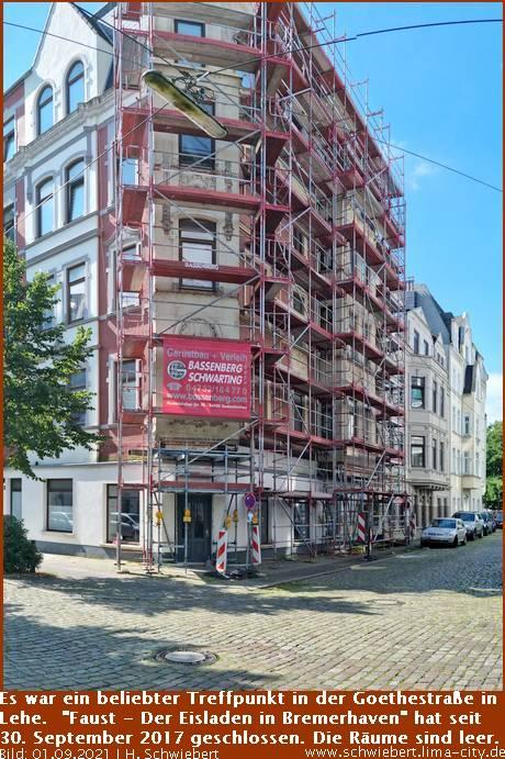 Eiscafé Faust Goethestraße