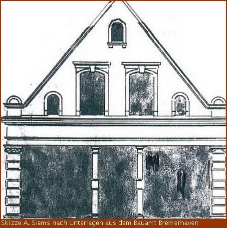 1890 Wohnhaus Waller