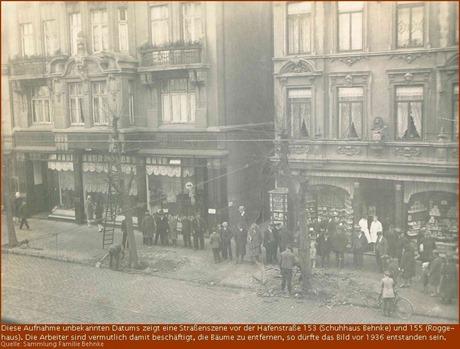 1935 Hafenstrasse 153 und 155