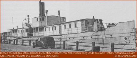 Hotelschiff Naber
