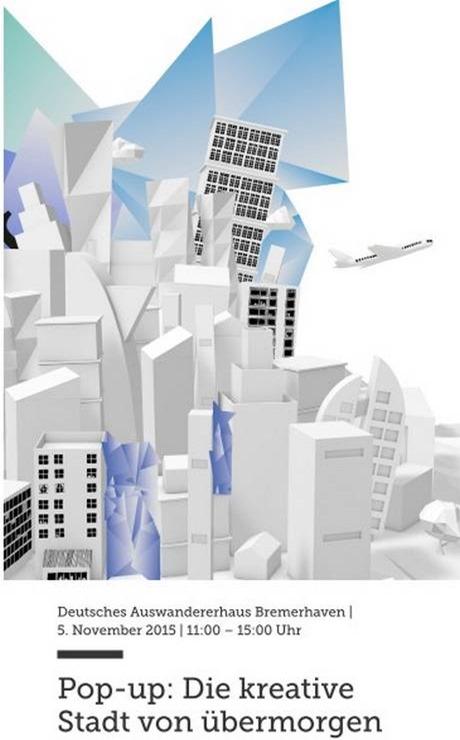Pop-up: Die kreative Stadt von übermorgen