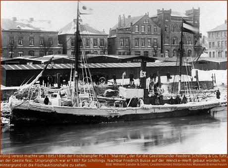 Historisches Museum listet Fischdampfer in Datenbank