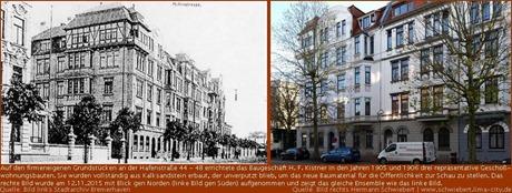 Bremerhaven, Hafenstrasse 44 - 48