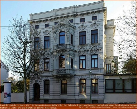 Kistner-Villa Bremerhaven, Hafenstraße 50