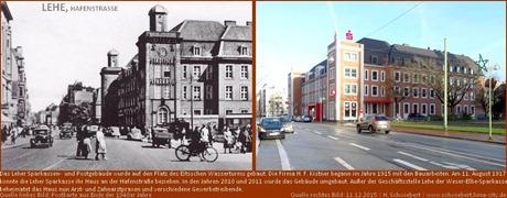 Leher Sparkassengebäude der Weser-Elbe-Sparkasse