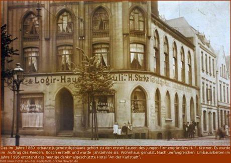 ehemaliges Wohnhaus des Reeders Bösch