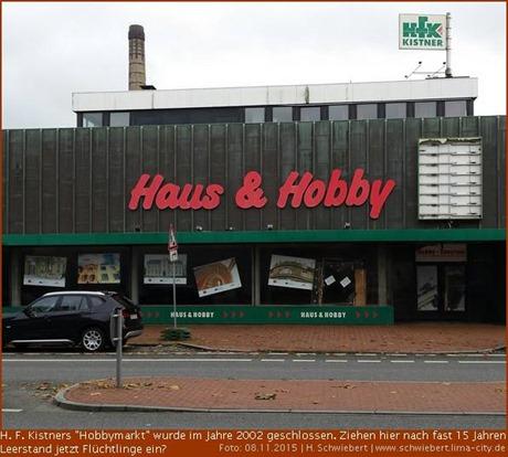 Hobbymarkt H. F. Kistner