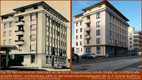 Bürgermeister-Smidt-Straße Ecke Schifferstraße