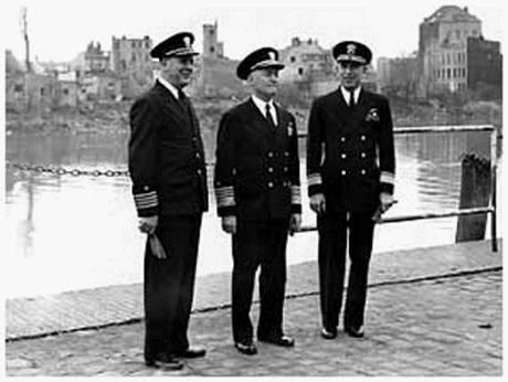 1948 amerik. Admiral in der MOS