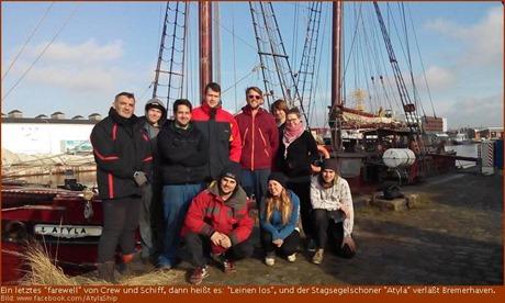 Schiff und Crew