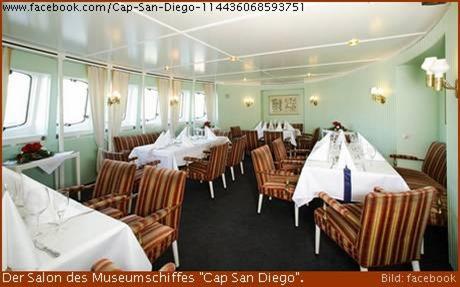 """Cap San Diego"" liegt im Dock"